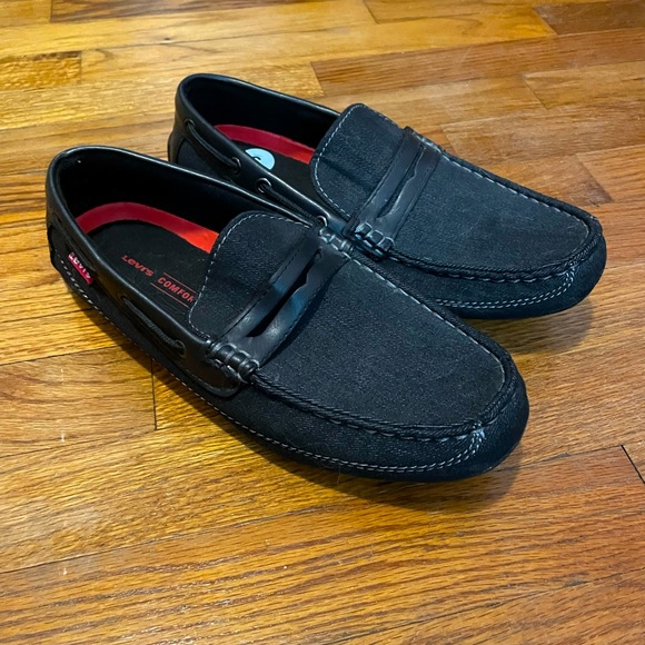 Levi's comfort loafers
